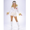 Elvis Female Hot Pants Md/lg